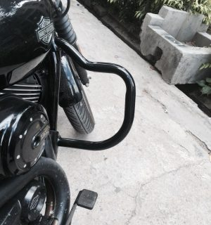 Street XG Models Engine Guard Mustache-2