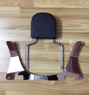 Chrome Classic Backrest H-D Sportster models