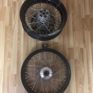 Custom 40 Spokes Wheels for Street 500/750