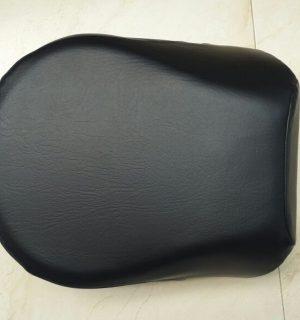 Black Pillion Seat H-D Sportster models