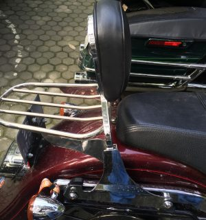 Chrome Rack H-D Softail models 2010-2017